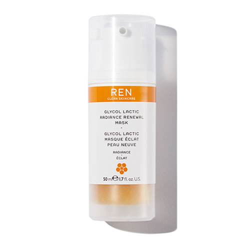 Ren skincare - Glycol Lactic Radiance Renewal Mask Highgate North London