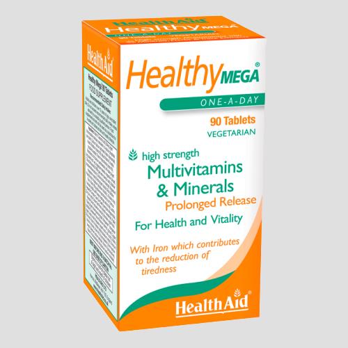 HealthAid - Healthy Mega Prolonged Release Tablets Highgate North London
